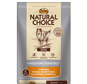 Nutro Natural Choice Senior Chicken/Brown Rice 30 lb.