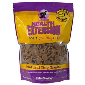 Vets Choice Professional Pet Products Heart Shaped Dog Treats