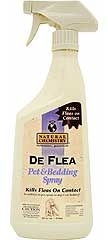 Natural Chemistry® De-Flea® Pet & Bedding Spray (24oz)
