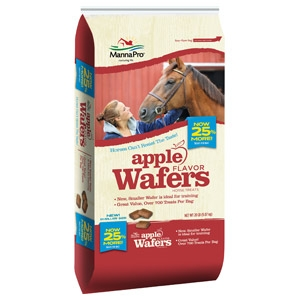 Apple Wafer Horse Treats