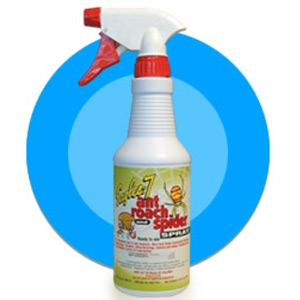 Bacon Products Inc Eagles 7 Ant Roach and Spider Spray