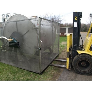 Charnecke, BK2000 Portable Tent Washer