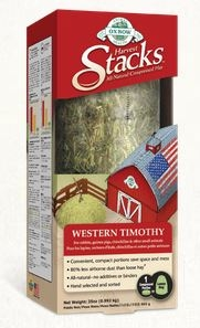 Oxbow Harvest Stacks Western Timothy 6/35OZ