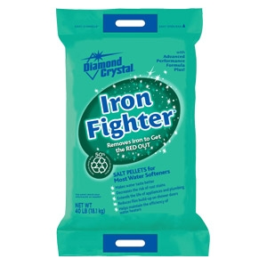 Iron Fighter® Salt Pellets for Water Softeners
