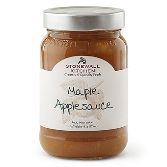 Stonewall Kitchen Maple Applesauce