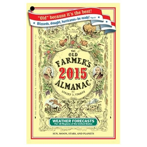2015 Old Farmers Almanac