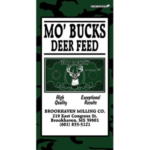Brookhaven Milling Mo' Bucks Deer Attractant Feed
