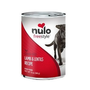 Nulo Freestyle Grain-Free Lamb & Lentils Canned Dog Food Recipe