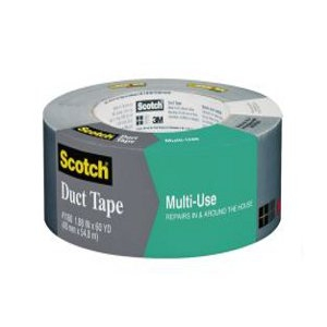 3M 60-Yds. Cloth Duct Tape