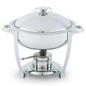 Vollrath, 46503 Orion Small Round 4 QT. Lift - Off Chafer