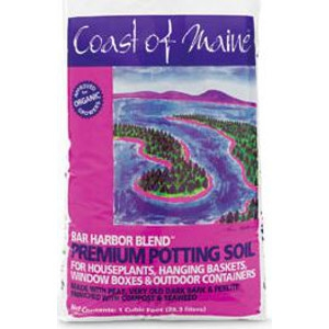Coast of Maine Bar Harbor Blend Premium Potting Soil