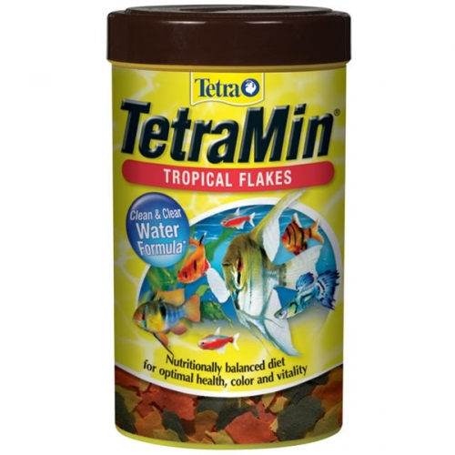 TetraMin® Tropical Fish Food Flakes