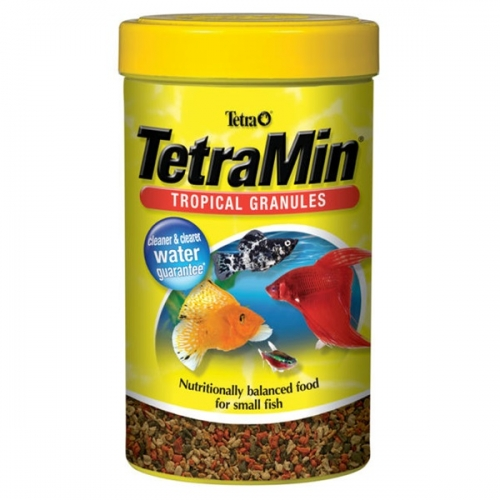 TetraMin® Tropical Fish Food Granules