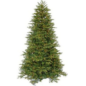 Equinox 2 INC, NWPF-111-75 7.5' White Pine Artifical Tree