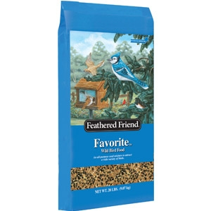 Feathered Friend Favorite Bird Seed