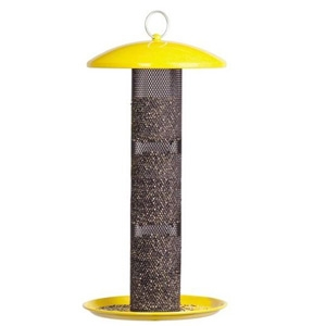 No/No Bird Feeders Straight Sided Finch Feeder