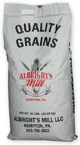 Albright's Mill LLC Scratch Feed