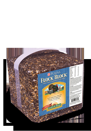 Purina® Flock Block