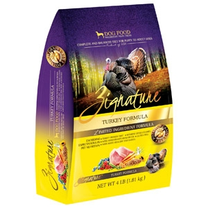Zignature® Turkey Formula Dry Dog Food