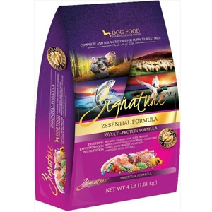 Zignature® Zssential Formula Dry Dog Food