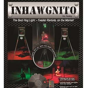 Inhawgnito™ Hog Light & Feeder Remote