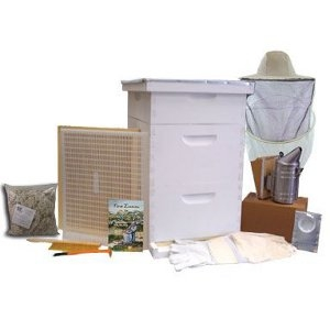 Dadant Assembled & Painted Beekeeper Starter Kit