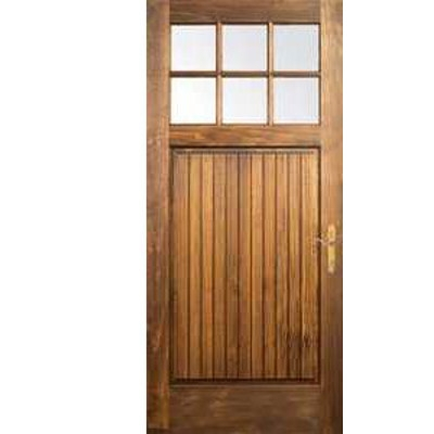 Lemieux Doors, Torrefied Collection Wood Doors