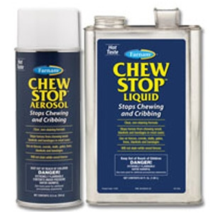 Farnam Chew Stop Chew Deterrent - Aerosol Can or 1/2 Gallon
