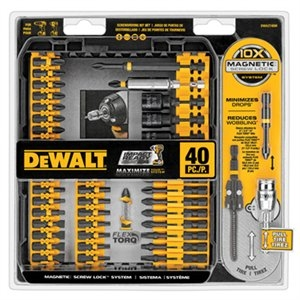 DeWalt, 40 Piece Screw Driving Impact Ready Set