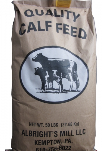 Albright's Mill LLC 16% Calf Grower