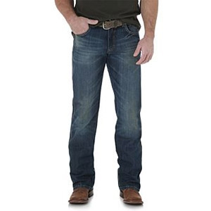 Wrangler® Men's Retro® Mid Rise Relaxed Fit Boot Cut Jean