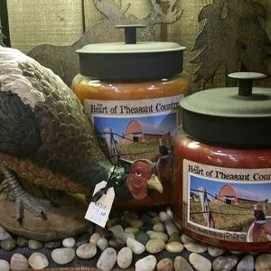 Pheasant Country Candles
