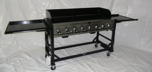 Propane Grill 2-foot by 5-foot