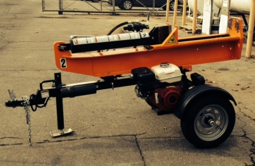 28 Ton Vertical/Horizontal Log Splitter
