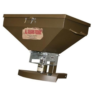 All Seasons Feeders 100lb Hercules Road Feeder