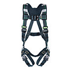LIFT SAFETY HARNESS WITH LANYARD