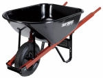 6 CU FT WHEELBARROW