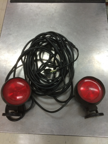 Car Dolly Magnetic Lights
