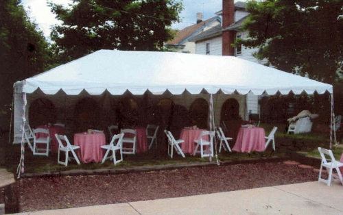 15x30 FRAME Tent