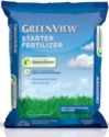 GreenView with GreenSmart Starter Fertilizer 10-18-10
