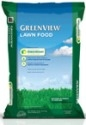 GreenView with GreenSmart Lawn Food 22-0-4