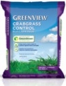 GreenView with GreenSmart Crabgrass Control plus Lawn Food 26-0-4