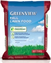 GreenView with GreenSmart Fall Lawn Food 22-0-10