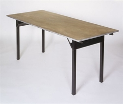8' Conference Table  (only 18 inches wide)