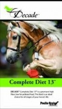 Poulin Grain DECADE® COMPLETE 13™ Horse Feed