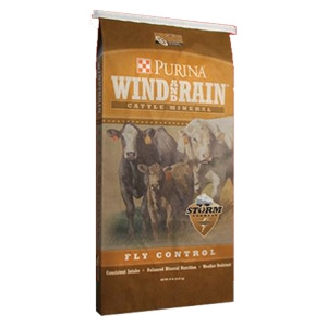 Purina® Wind and Rain® STORM™ Fly Control Minerals 7.5