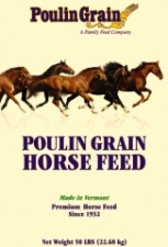 Poulin Grain Forage Extender™ Horse Feed
