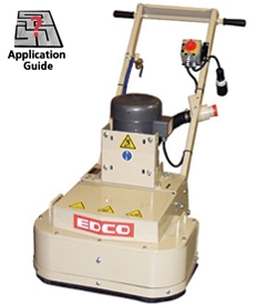 Concrete Grinder, Electric