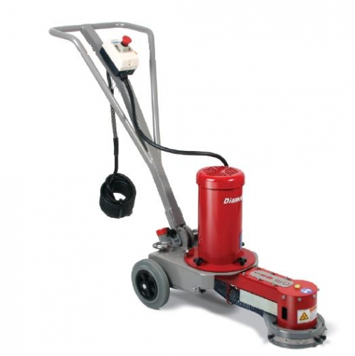 Concrete Grinder, Electric 7