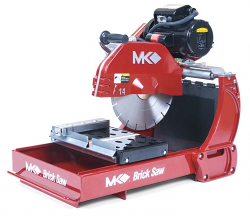 Brick & Block Saw, 14